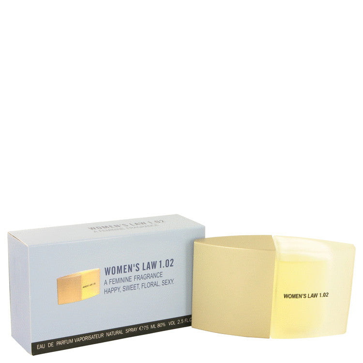 Women's Law by Monceau Eau De Parfum Spray 2.5 oz for Women