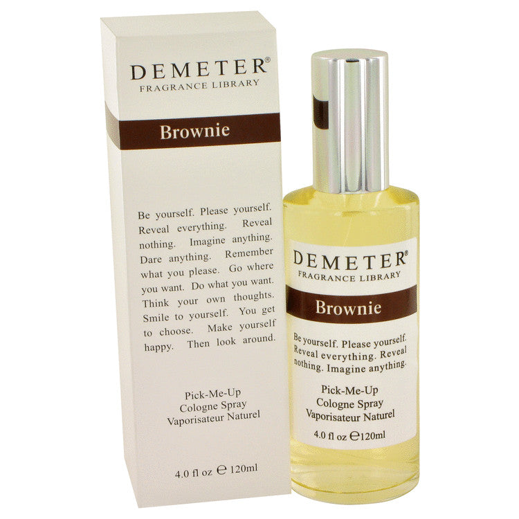 Brownie by Demeter Cologne Spray 4 oz for Women