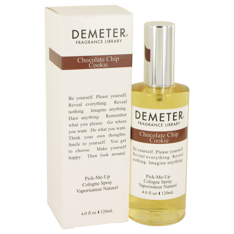 Chocolate Chip Cookie by Demeter Cologne Spray 4 oz for Women