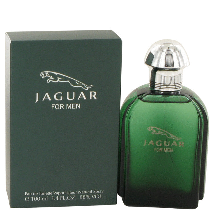 JAGUAR by Jaguar Eau De Toilette Spray 3.4 oz for Men