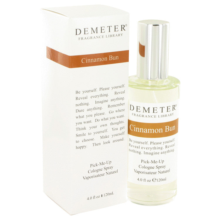Demeter Cinnamon Bun by Demeter Cologne Spray 4 oz for Women