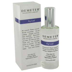 Demeter by Demeter Fig Leaf Cologne Spray 4 oz for Women