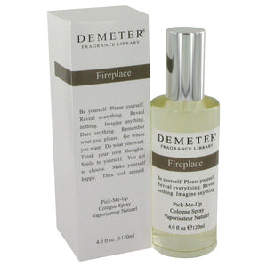 Demeter by Demeter Fireplace Cologne Spray 4 oz for Women