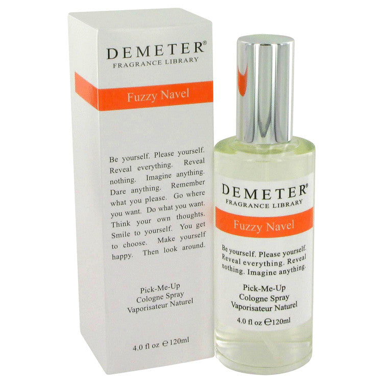 Demeter Fuzzy Navel by Demeter Cologne Spray 4 oz for Women