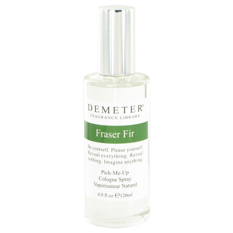 Demeter Fraser Fir by Demeter Cologne Spray 4 oz for Women