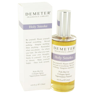 Demeter by Demeter Holy Smoke Cologne Spray 4 oz for Women