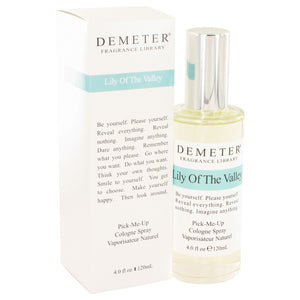 Demeter Lily of The Valley by Demeter Cologne Spray 4 oz for Women