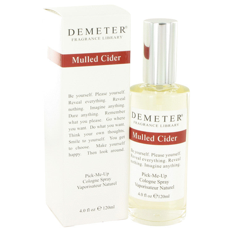 Demeter by Demeter Mulled Cider Cologne Spray 4 oz for Women