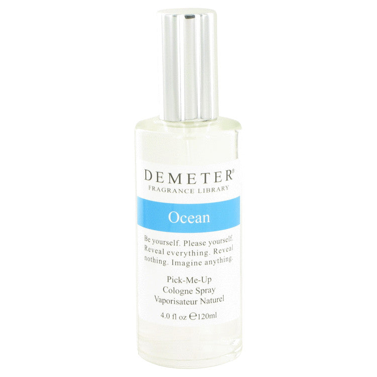 Demeter by Demeter Ocean Cologne Spray 4 oz for Women