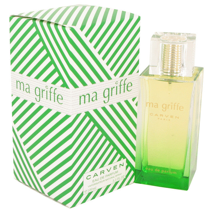 MA GRIFFE by Carven Eau De Parfum Spray (New Packaging) 3.3 oz for Women