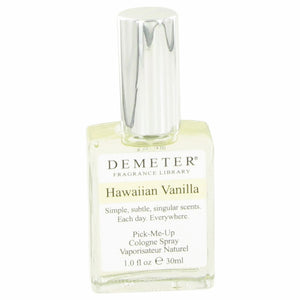 Demeter by Demeter Hawaiian Vanilla Cologne Spray 1 oz for Women