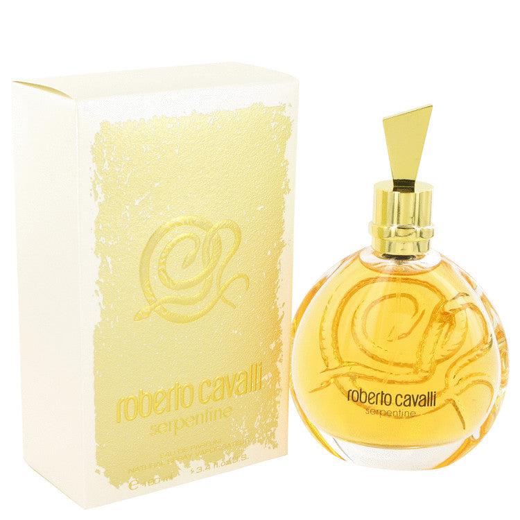 Serpentine by Roberto Cavalli Eau De Parfum Spray 3.4 oz for Women