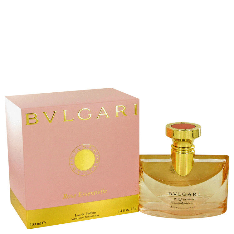 Bvlgari Rose Essentielle by Bvlgari Eau De Parfum Spray 3.4 oz for Women