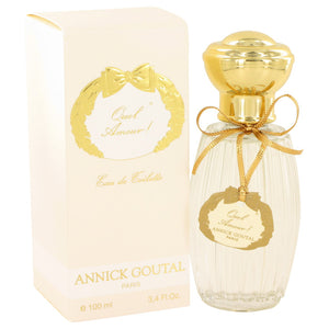 Quel Amour by Annick Goutal Eau De Toilette Spray 3.4 oz for Women