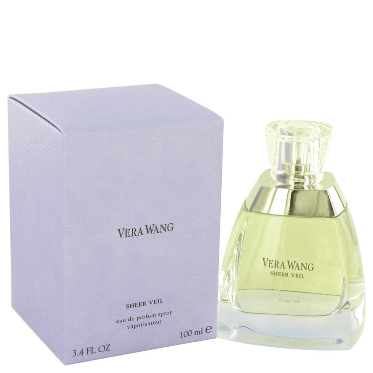 VERA WANG SHEER VEIL by Vera Wang Eau De Parfum Spray 3.4 oz for Women