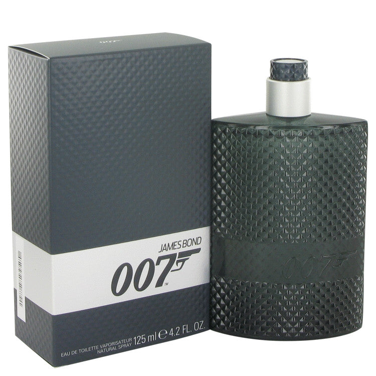 007 by James Bond Eau De Toilette Spray 4.2 oz for Men