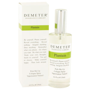 Demeter Plantain by Demeter Cologne Spray 4 oz for Women