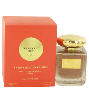 Terryfic Oud L'eau by Terry De Gunzburg Eau De Toilette Spray 3.33 oz for Women