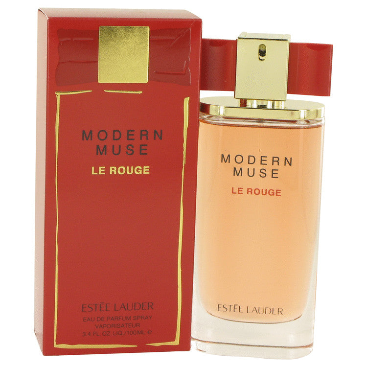 Modern Muse Le Rouge by Estee Lauder Eau De Parfum Spray 3.3 oz for Women