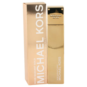 Michael Kors Rose Radiant Gold by Michael Kors Eau De Parfum Spray 3.4 oz for Women