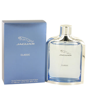 Jaguar Classic by Jaguar Eau De Toilette Spray 3.4 oz for Men