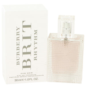 Burberry Brit Rhythm by Burberry Eau De Toilette Spray 1 oz for Women