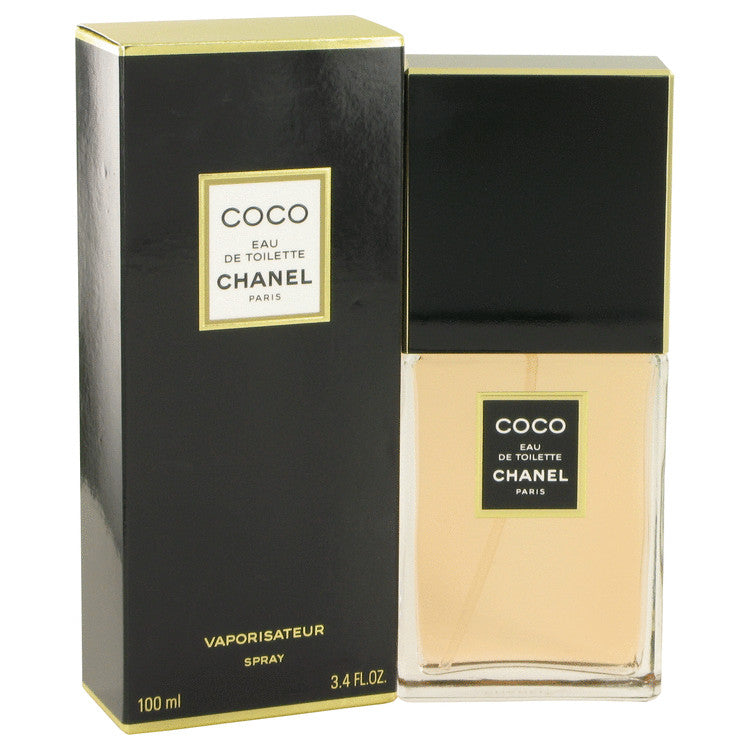 COCO by Chanel Eau De Toilette Spray 3.4 oz for Women