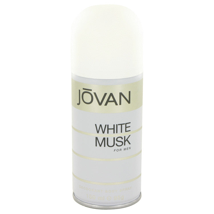JOVAN WHITE MUSK by Jovan Deodorant Spray 5 oz for Men