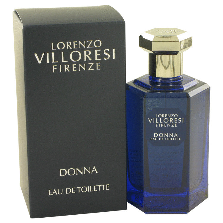 Lorenzo Villoresi Firenze Donna by Lorenzo Villoresi Eau De Toilette Spray (Unisex) 3.3 oz for Women