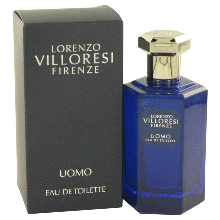 Lorenzo Villoresi Firenze Uomo by Lorenzo Villoresi Eau De Toilette Spray 3.3 oz for Men