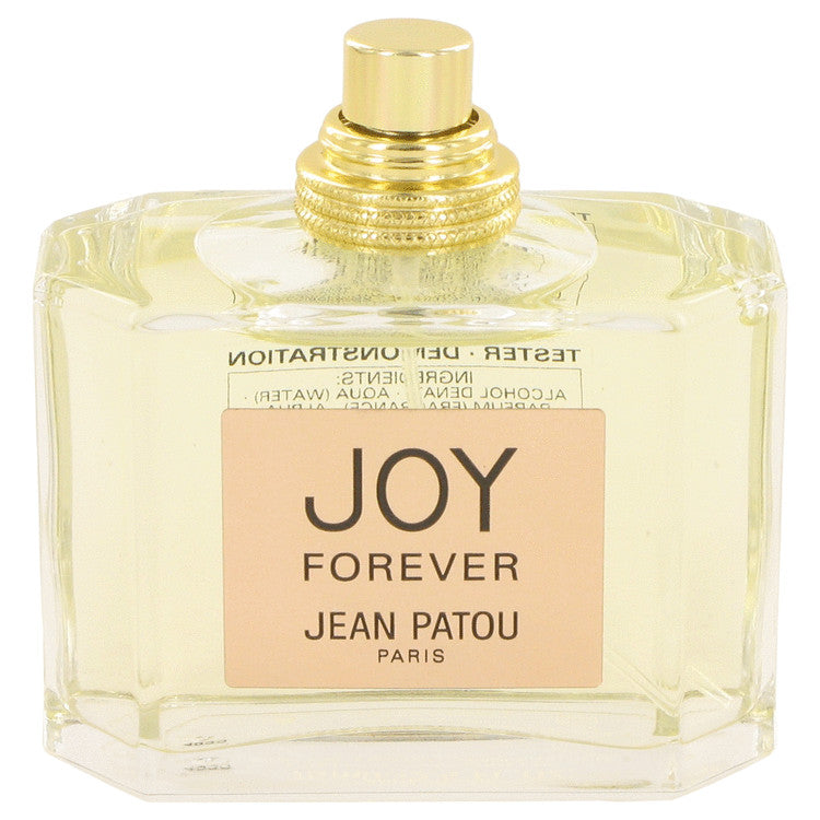 Joy Forever by Jean Patou Eau De Toilette Spray (Tester) 2.5 oz for Women