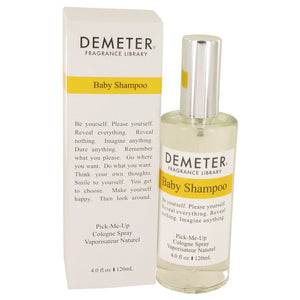 Demeter Baby Shampoo by Demeter Cologne Spray 4 oz for Women