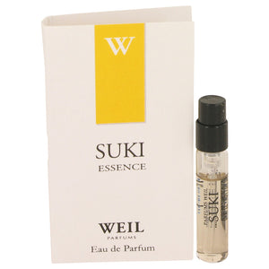 Suki Essence by Weil Vial (sample) .05 oz for Women