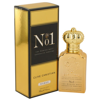 Clive Christian No. 1 by Clive Christian Pure Perfume Spray 1 oz for Women