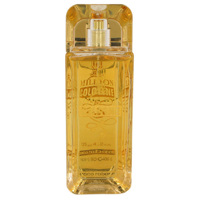 1 Million Cologne by Paco Rabanne Eau De Toilette Spray (Tester) 4.2 oz for Men