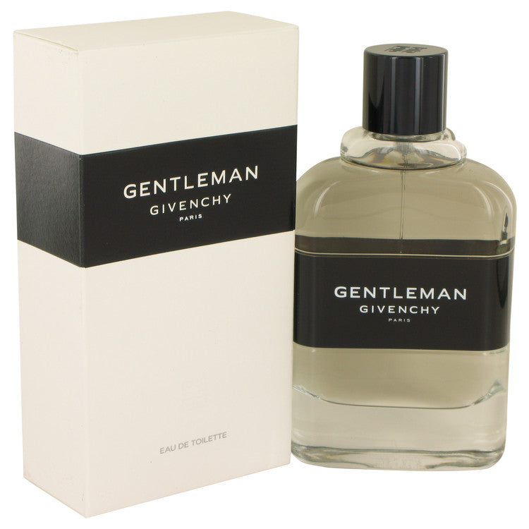 GENTLEMAN by Givenchy Eau De Toilette Spray (New Packaging 2017) 3.4 oz for Men