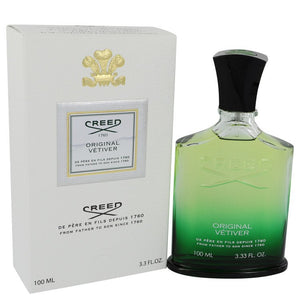 Original Vetiver by Creed Millesime Spray 3.3 oz for Men
