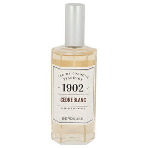 1902 Cedre Blanc by Berdoues Eau De Cologne Spray (Tester) 4.2 oz for Women