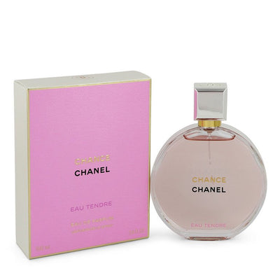 Chance Eau Tendre by Chanel Eau De Parfum Spray 3.4 oz for Women