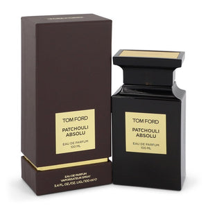 Tom Ford Patchouli Absolu by Tom Ford Eau De Parfum Spray (Unisex) 3.4 oz for Women