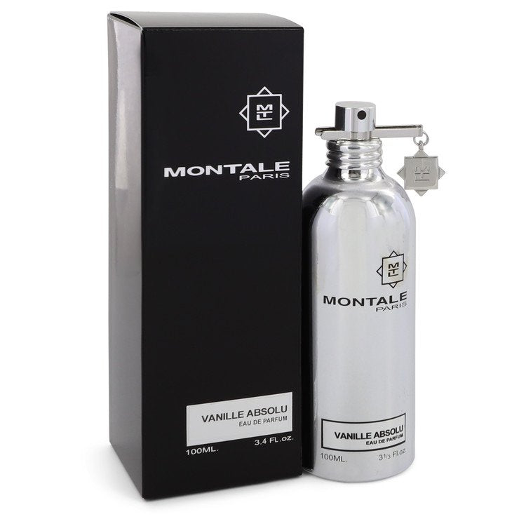 Montale Vanille Absolu by Montale Eau De Parfum Spray (Unisex) 3.4 oz for Women