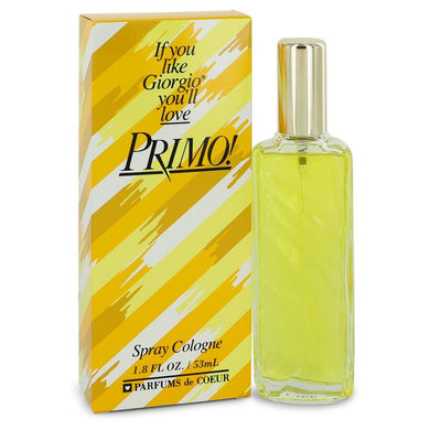 Designer Imposters Primo! by Parfums De Coeur Cologne Spray 1.8 oz for Women