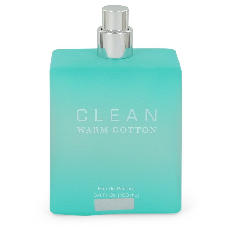 Clean Warm Cotton by Clean Eau De Parfum Spray (Tester) 3.4 oz  for Women