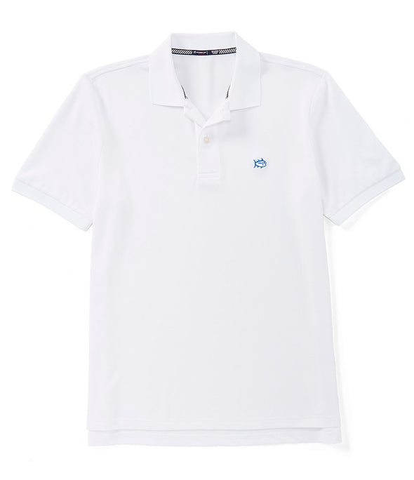 SOUTHERN TIDE SKIPJACK PERFORMANCE PIQUE S/S POLO