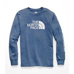 NORTH FACE WELL LOVED HALF DOME L/S TEE