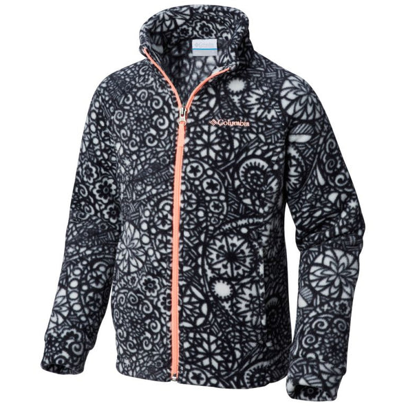 COLUMBIA  BENTON SPRINGS II PRINTED FLEECE JCKT