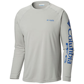 COLUMBIA TERMINAL TACKLE HEATHER L/S SHIRT