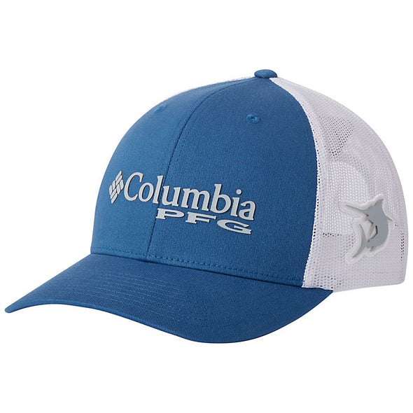 COLUMBIA PFG MESH SNAP BACK BALL CAP
