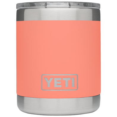 Yeti 10 OZ LIMITED EDITION LOWBALL W/LID