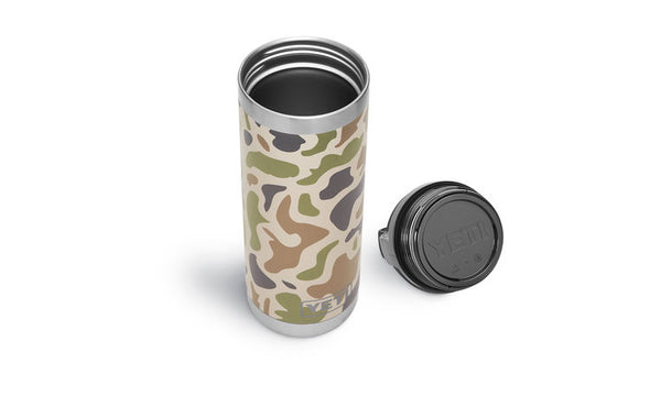 Yeti 18 OZ CAMO LIMITED EDITION BOTTLE